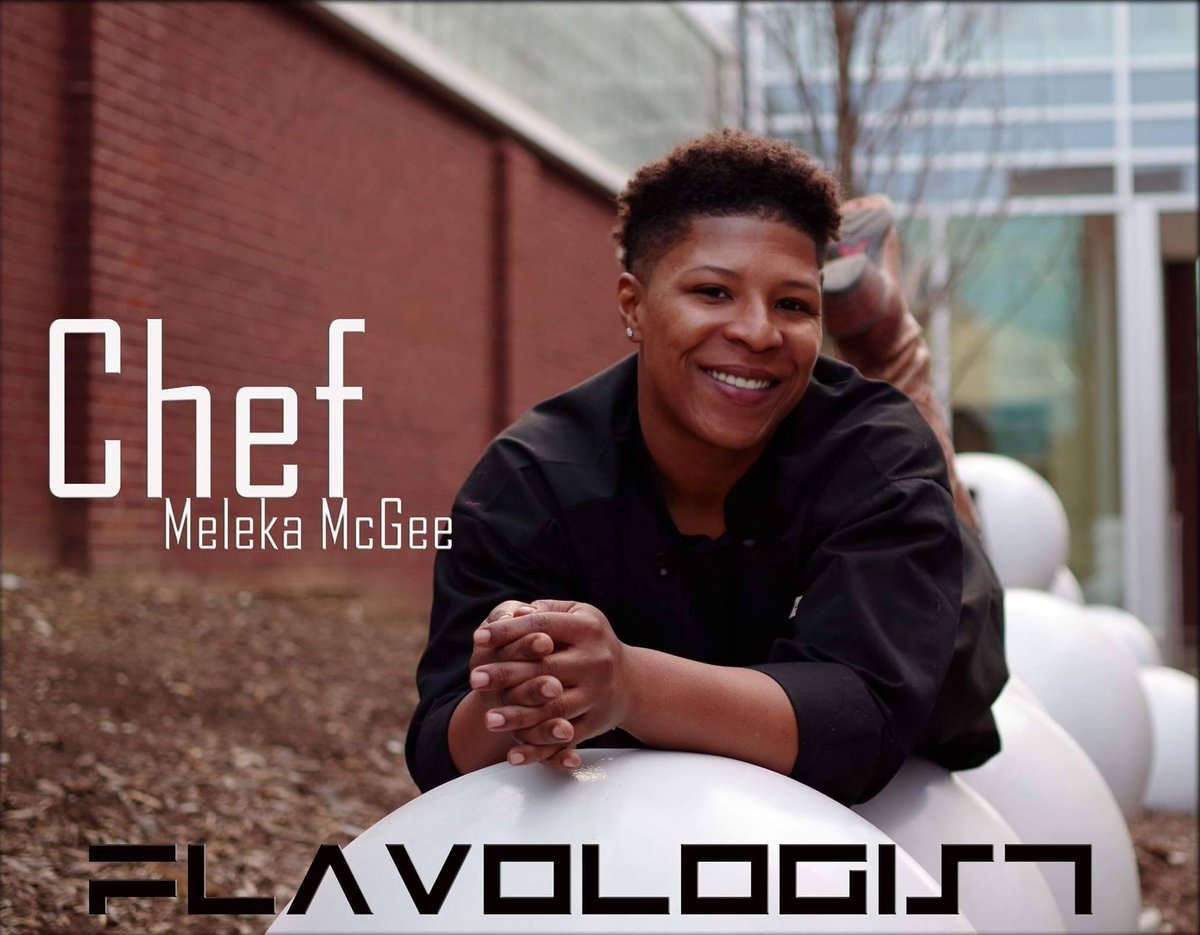 Chef Meleka McGee cooks with her heart and soul. Add her signature #spice, @ElectricFlava, to your next meal! #chef  http:// electricflavaspice.com/shop/  &nbsp;  <br>http://pic.twitter.com/y7O9OGgJcM