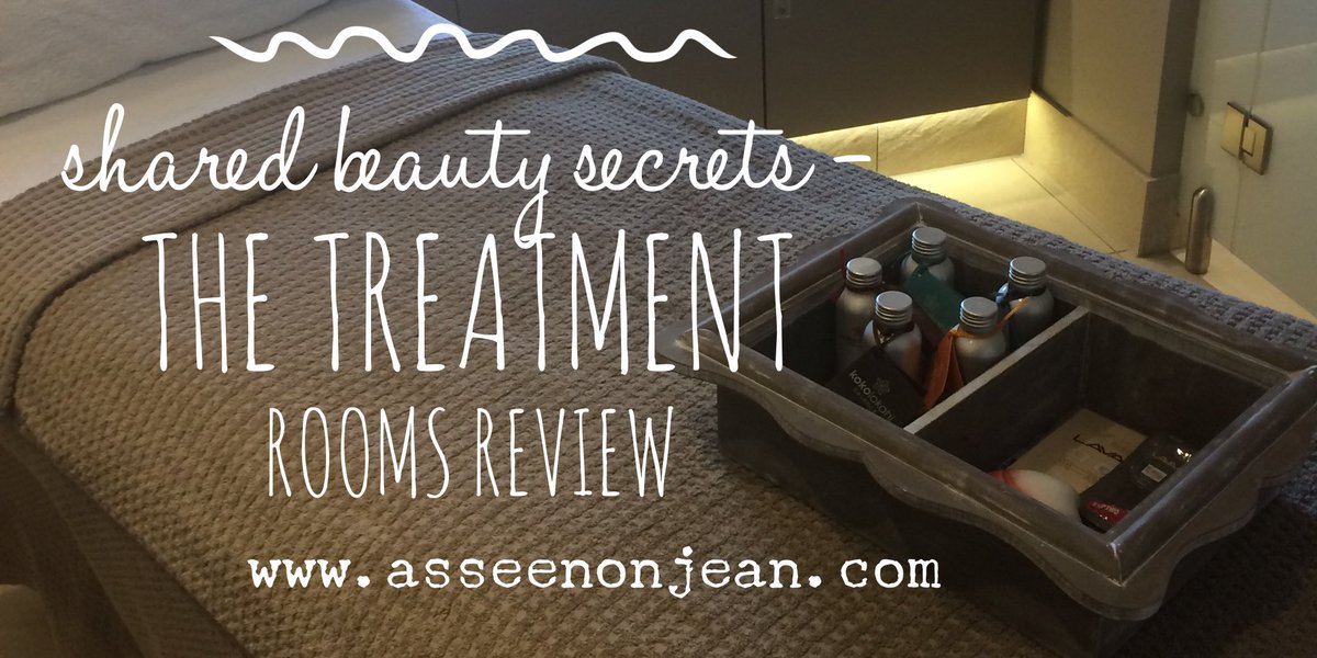 In July, I enjoyed a complementary treatment at the newly opened @SBSTheSpas &amp; I&#39;ve reviewed my experience! #spa   http://www. asseenonjean.com/shared-beauty- secrets-the-treatment-rooms-review/ &nbsp; … <br>http://pic.twitter.com/qFiAAuHPhn