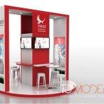 Un día de diseño de #stands  y buscar #edecanesAAA...