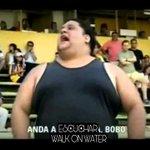 #WalkOnWater yo @ ustedes.  @MarsIsComing @JaredLe...