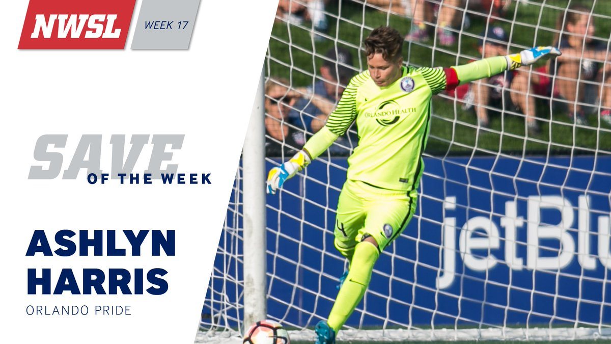 She's baaaaack.   It's #NWSL Save of the...