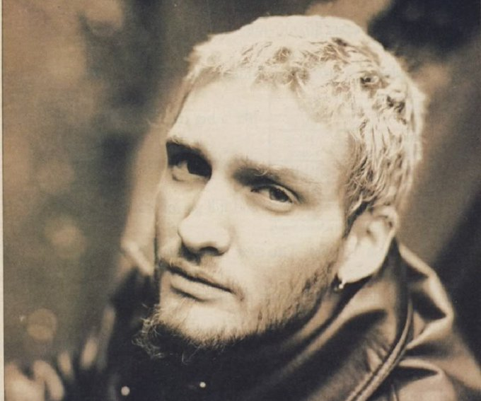 Happy birthday, Layne Staley (1967 2002). He would\ve been 50 years old today.