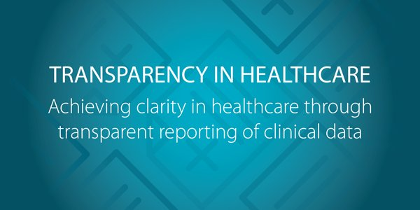 Healthcare is becoming more transparent. Read our white paper, #Transparency in #Healthcare, &amp; let the light in:  http:// bit.ly/POC82217  &nbsp;  <br>http://pic.twitter.com/FSR55mfntl