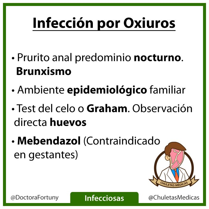 parasitosis intestinal pediatria