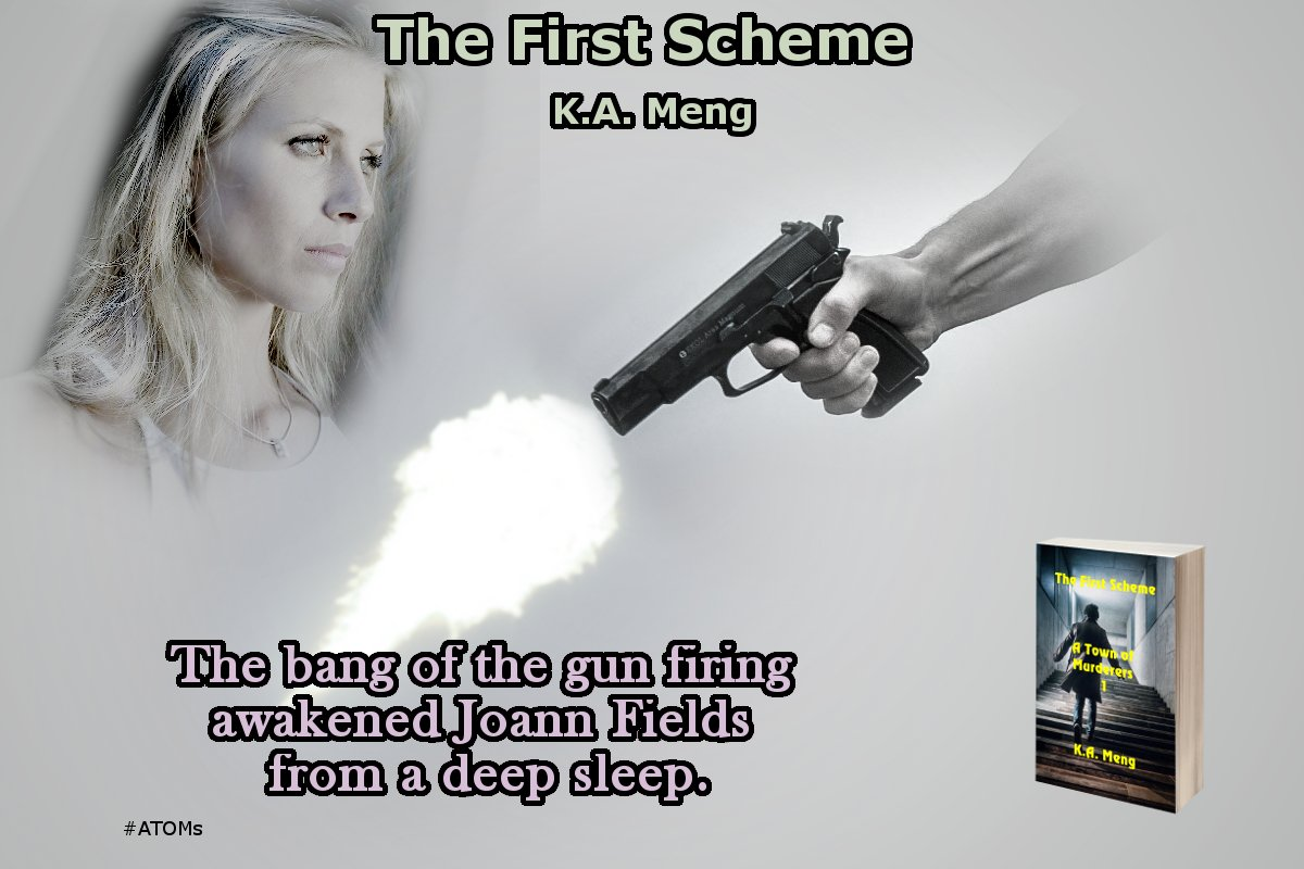#NoBetterFeelingThan having your dream come true! My #book The First Scheme is out tomorrow, Aug 23rd. #mystery #dreamcomingtrue #mustread<br>http://pic.twitter.com/Px3AwQK2qk