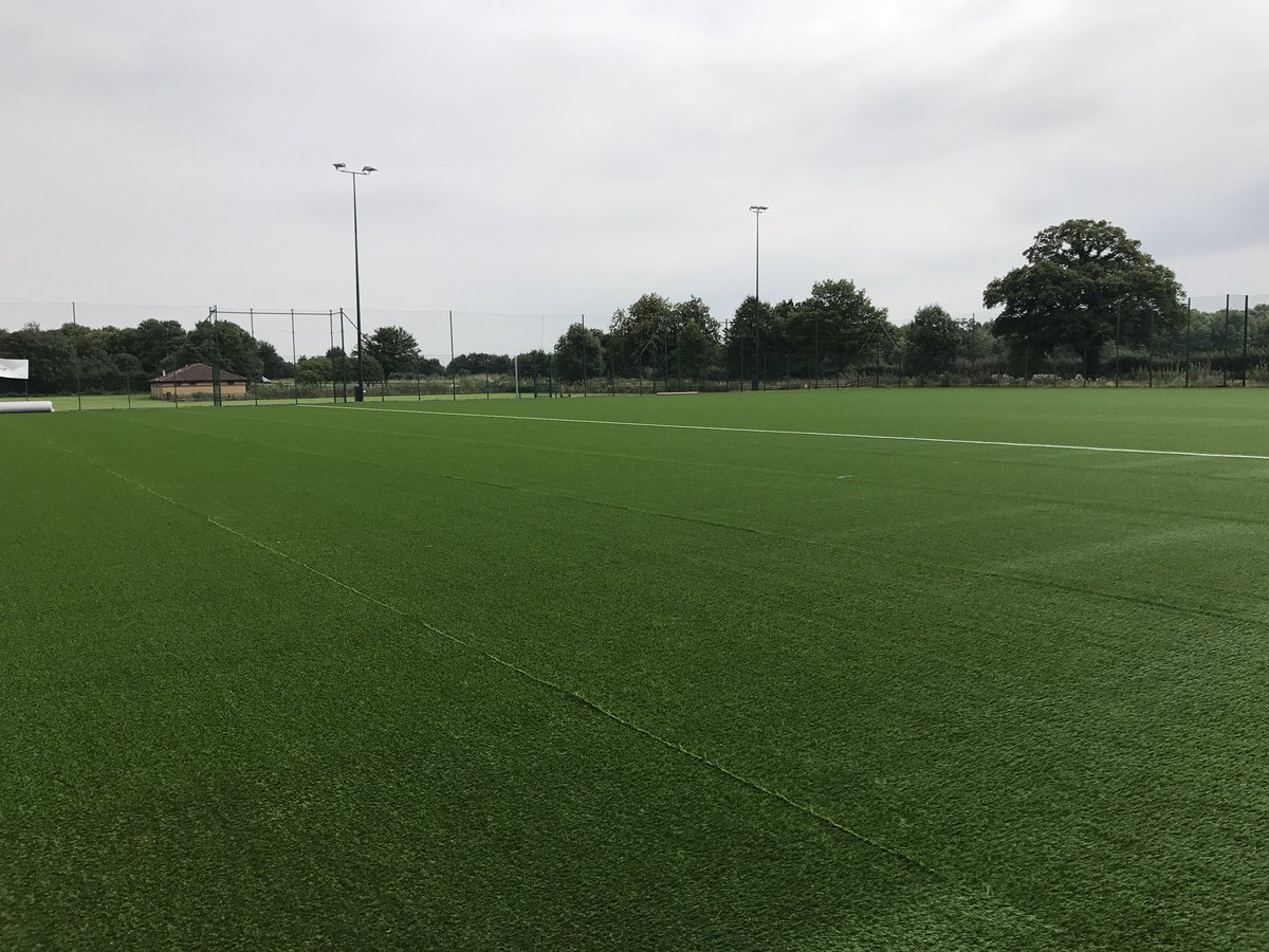New @LanoSportsUK 3G surface being installed @york_college this week! @SSL_Consultants #3G #synthetic #quality #CLSsports <br>http://pic.twitter.com/laTF3oarlT