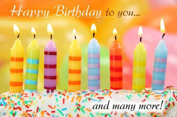 Happy Birthday to drivers JIMMIE JOHNSON & TRACEY BENDER today!  Have a great day!