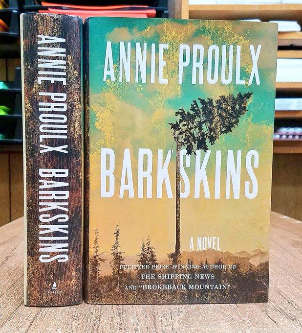 Happy Birthday to Annie Proulx!