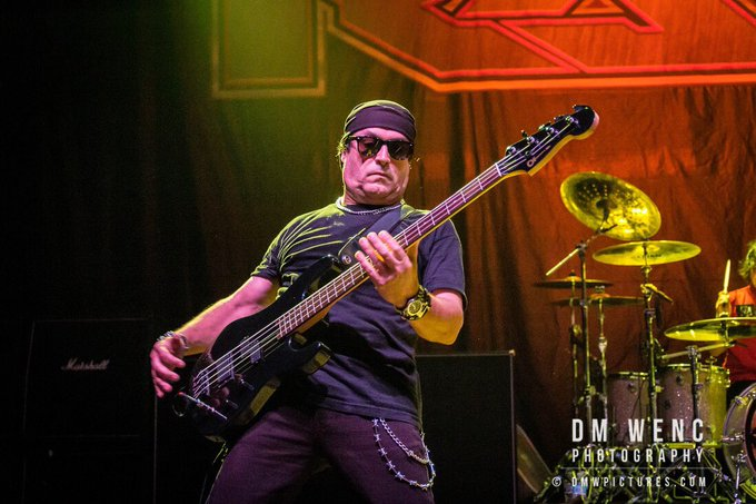 Happy Birthday Juan Croucier of RATT  Thanks for the many years of great music