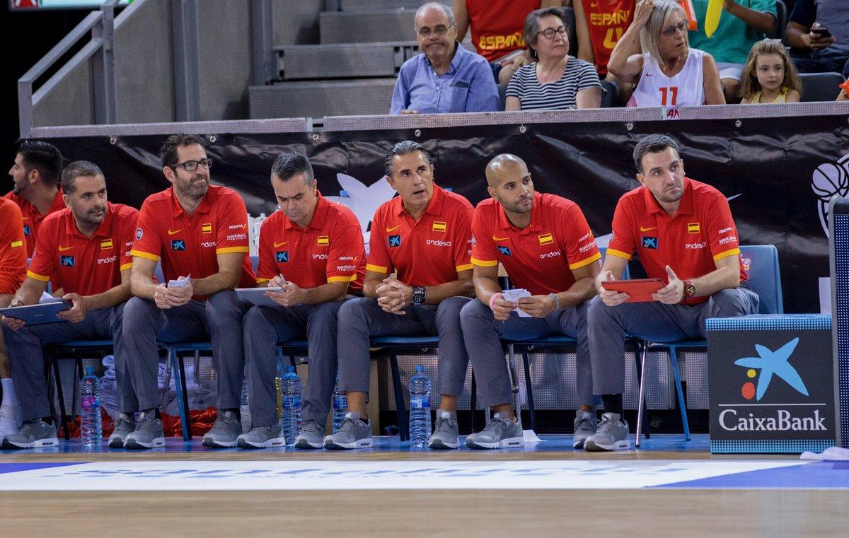 Jordi representing his home country 🇪🇸 #MileHighBasketball