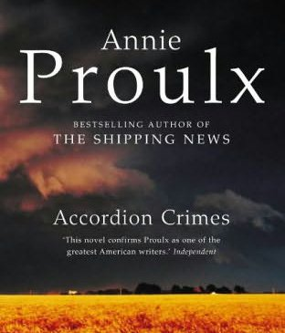 AND Happy Birthday to Annie Proulx