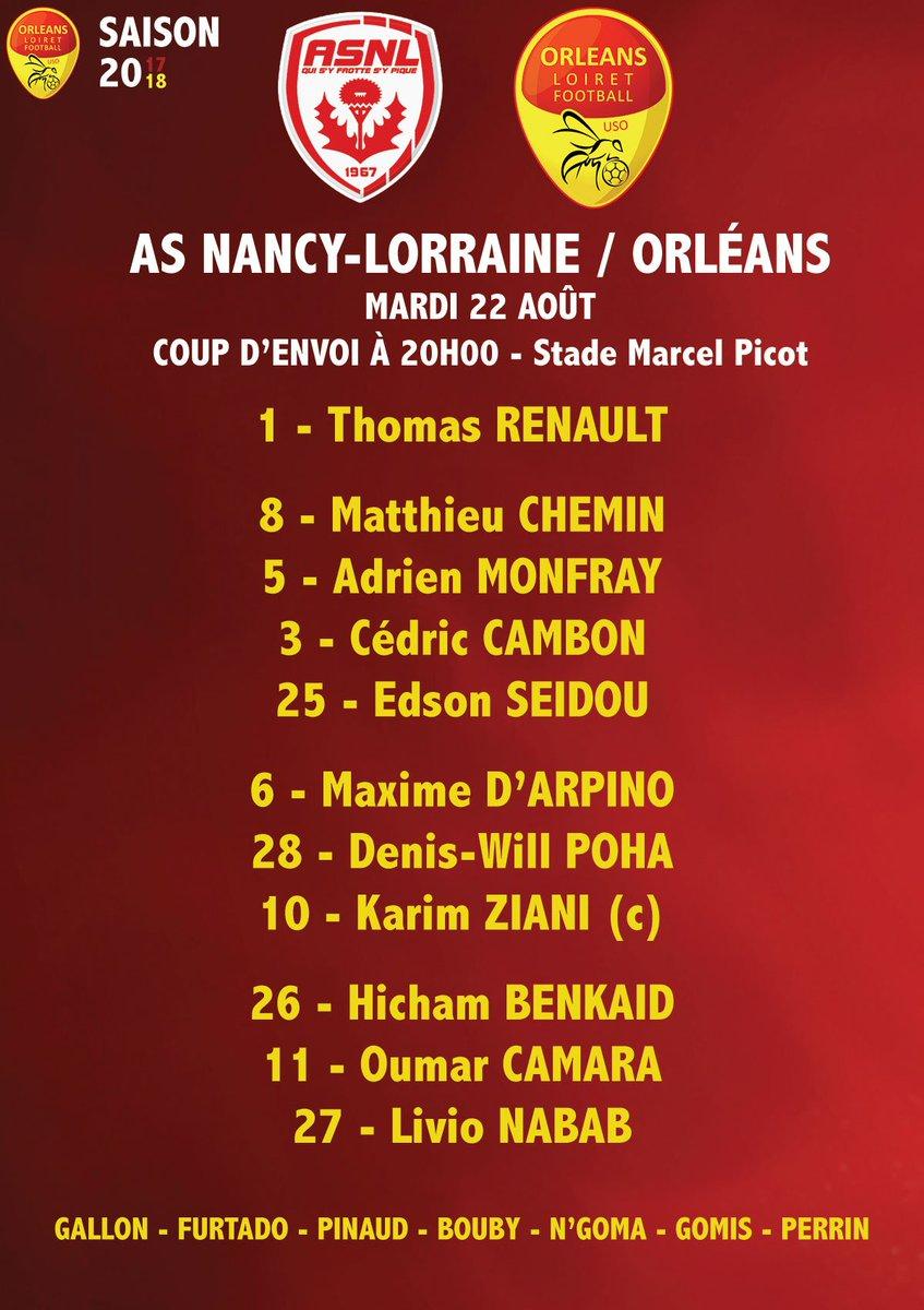 2ème tour CDL A.S. Nancy-Lorraine - U.S. Orléans DH2aqsXXYAAxxmP