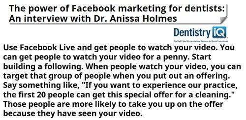 The power of #Facebook #marketing for #dentists  https:// goo.gl/aonH9M  &nbsp;   #socialmedia #HealthTech #ehealth #DentalTech #dentistry<br>http://pic.twitter.com/rmy1lL56EQ