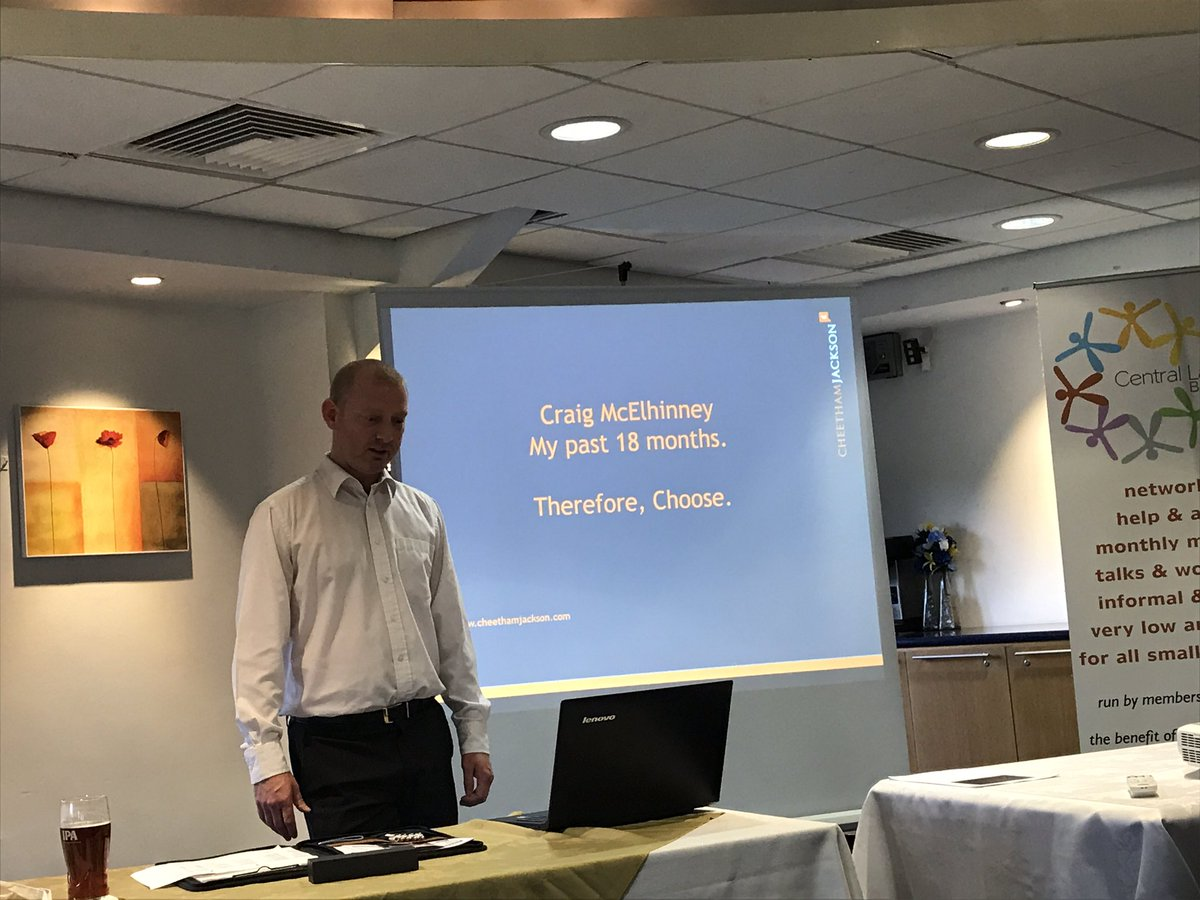 Wow! What a great story by Craig McElhinney @CheethamJackson #trust @CLancsBusClub #business #networking #lateefbadat #confidencecoach<br>http://pic.twitter.com/LNymuFRwBX