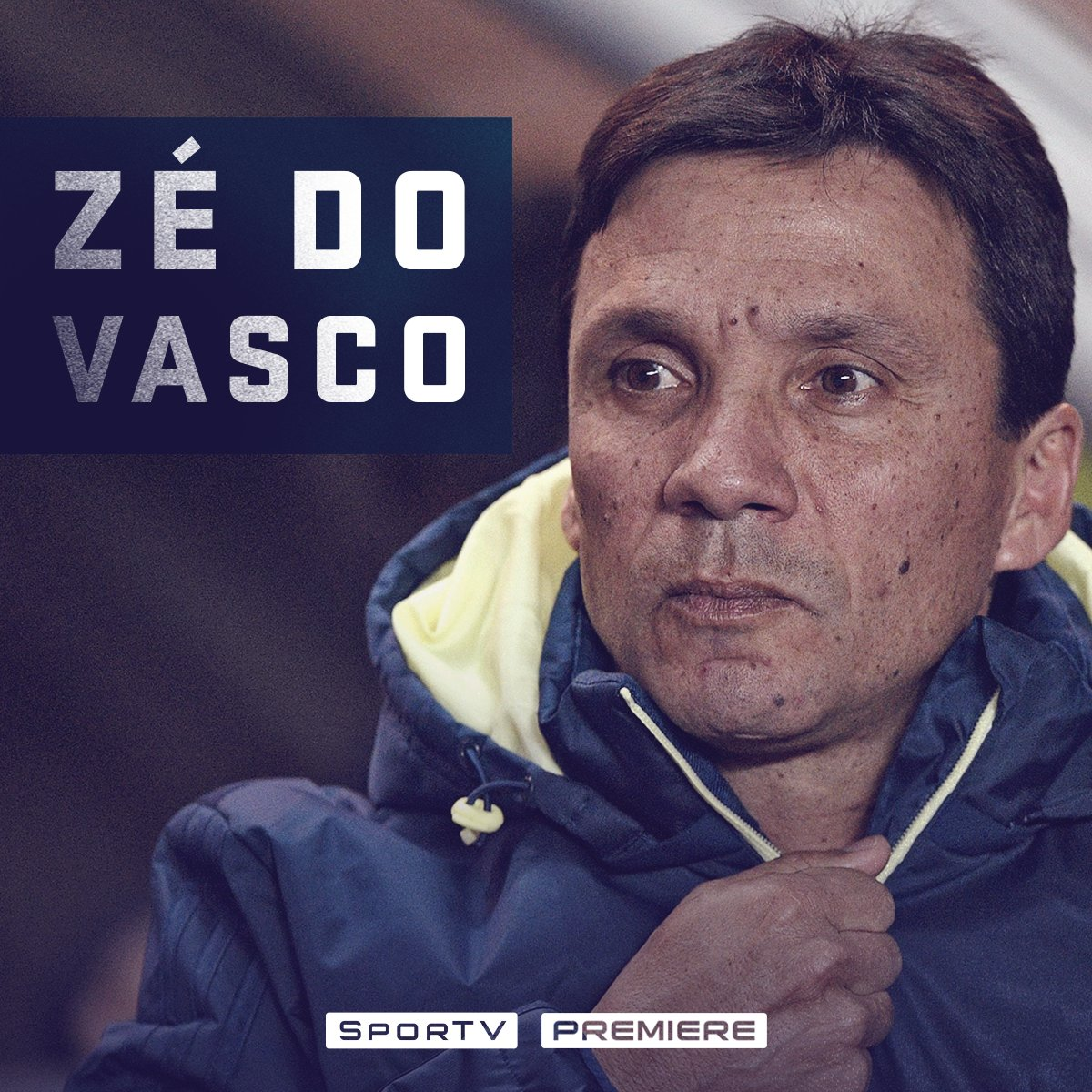 OFICIAL: Zé Ricardo é o novo treinador do Vasco!   #SelecaoSporTV