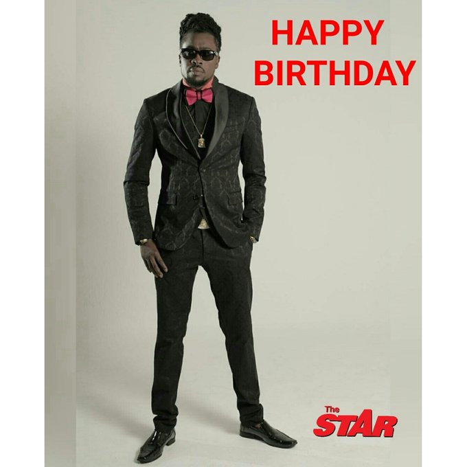 Help us wish the King of Dancehall, Beenie Man, a Happy Birthday