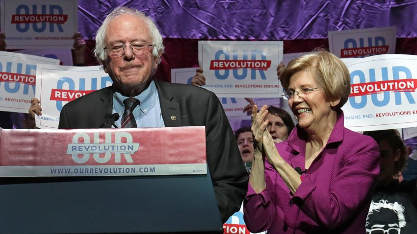 Bernie Sanders and Elizabeth Warren have the most Facebook followers in Congress https://t.co/q22hMhRGUR