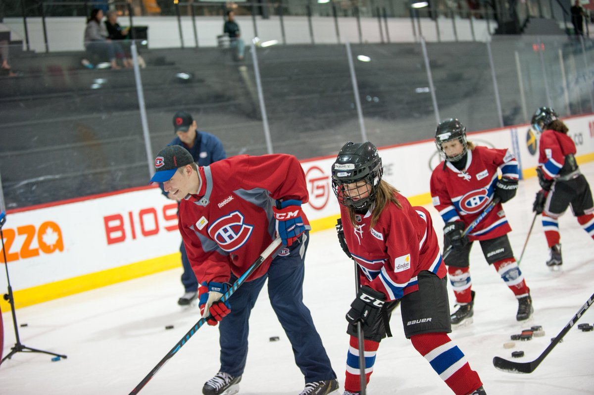 Canadiens Montreal On Twitter The Canadiens Hockey School Dskatehockey Edition Kids Got Some Tips From Stephane Richer And Awaked23 Sunlifeqc Actiondiabete Https T Co Nrglhndy7u