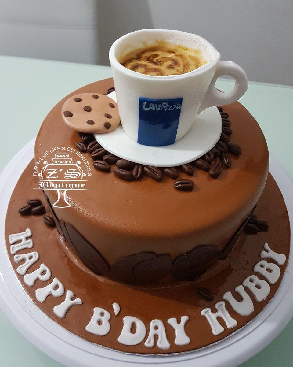 Enjoyable Boutique By Faroo On Twitter Coffee Lover Cake For Orders Funny Birthday Cards Online Kookostrdamsfinfo