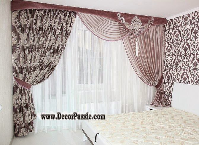 For country curtains
