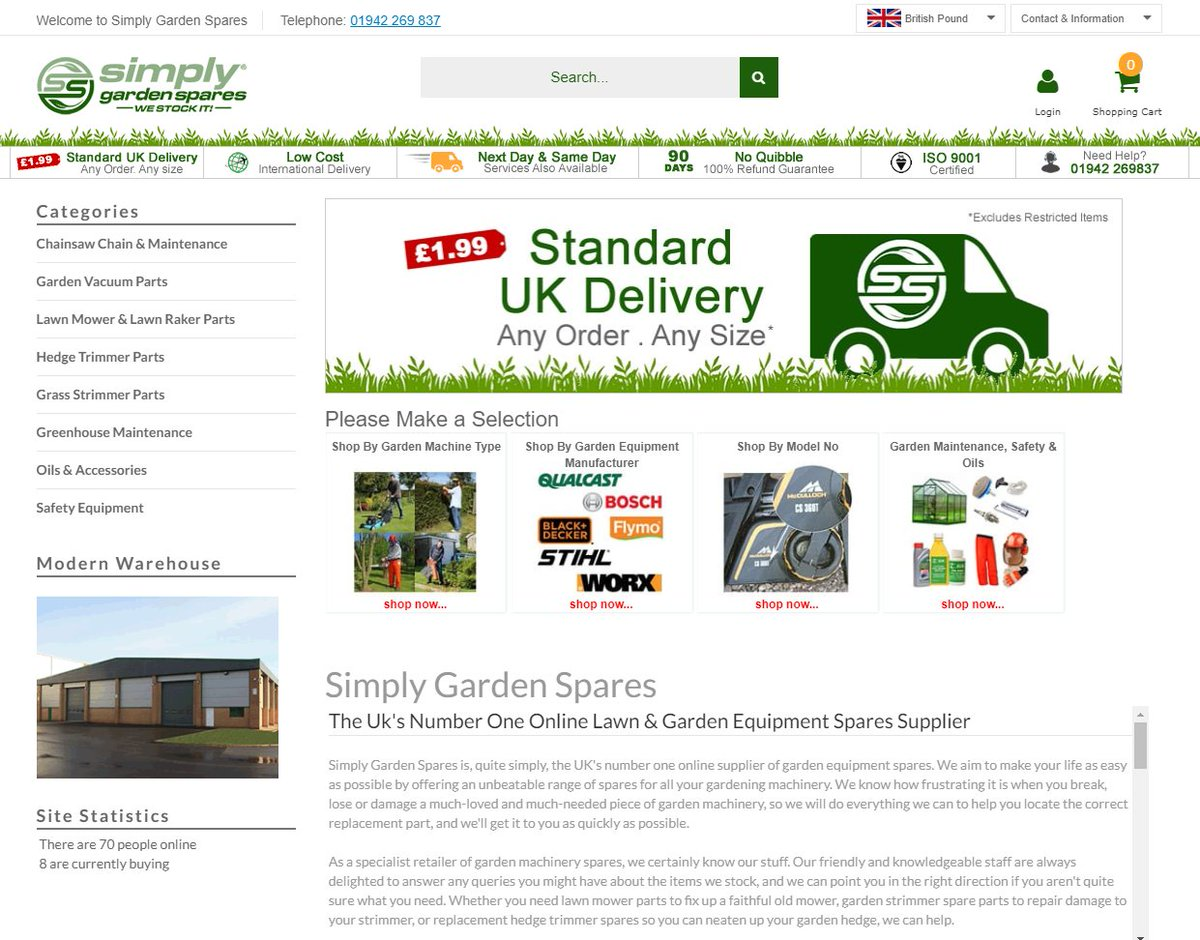 Another new addition to our #Directory! Check out garden machinery spares specialist Simply Garden Spares at  http://www. gardenandlandscapedirectory.co.uk/search/search. pl?mytemplate=tmp_atoz&amp;search=gldsgs&amp;hl=off&amp;method=all &nbsp; … <br>http://pic.twitter.com/abyDK4GbAn