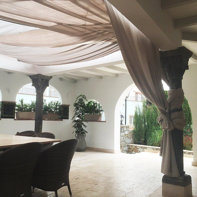 Terrace at a Summer Villa by #SaraFolch #InteriorDesign . . #interior #design #interiorismo #luxury #terrace #cost…  http:// ift.tt/2vm6YTC  &nbsp;  <br>http://pic.twitter.com/hhoDw9QKop