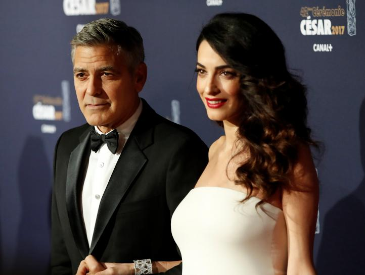 George and Amal Clooney give $1 million to combat U.S. hate groups https://t.co/6vcjb4ZB91