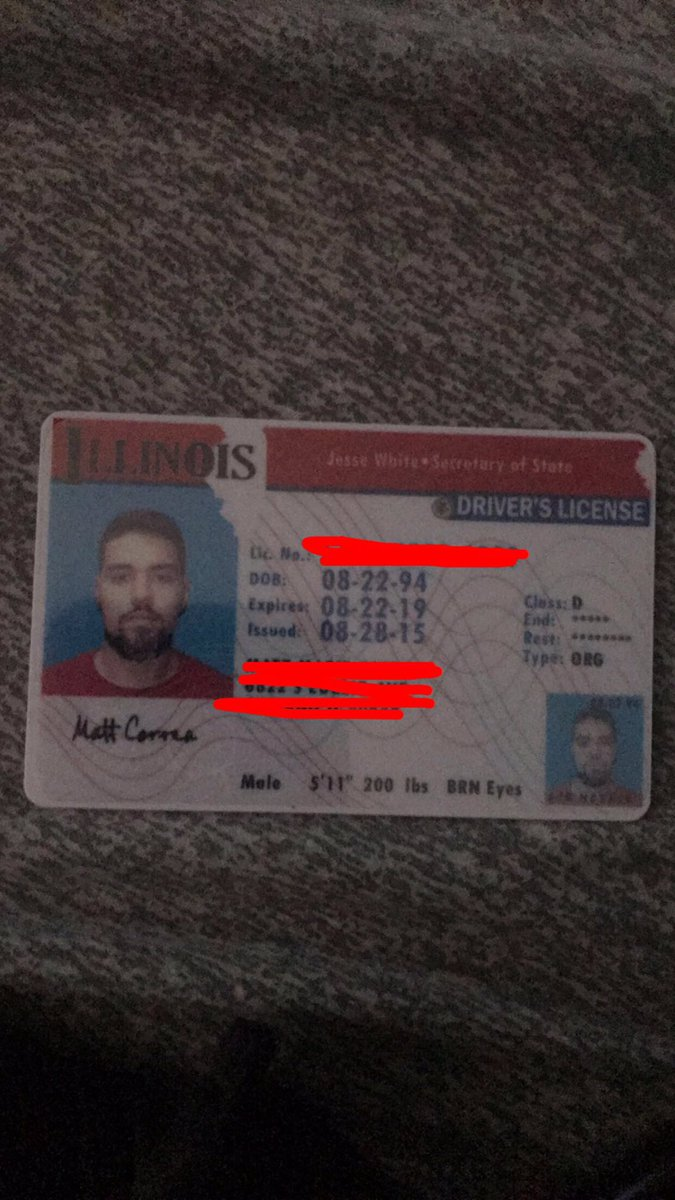 You were loyal to me fake ID. got me through situations I couldn't get through without you🙏🏼 but our time has come to an end #thanksforitall https://t.co/7lhAqFX4jK