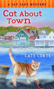 Read #review @CateConteAuthor&#39;s CAT ABOUT TOWN   http:// bit.ly/2ilMj0K  &nbsp;   swindle #cozymystery @Lizmugavero #asmsg new series  murder<br>http://pic.twitter.com/UabCq0aHvn