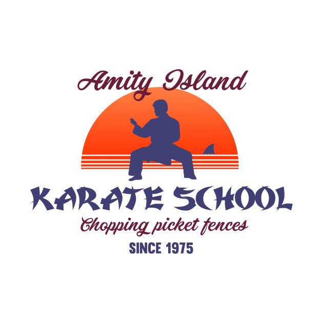 RETWEET if you get the reference....  #jaws #shark #movie #film #karate #school #picketfence<br>http://pic.twitter.com/ymG4qBxuWu
