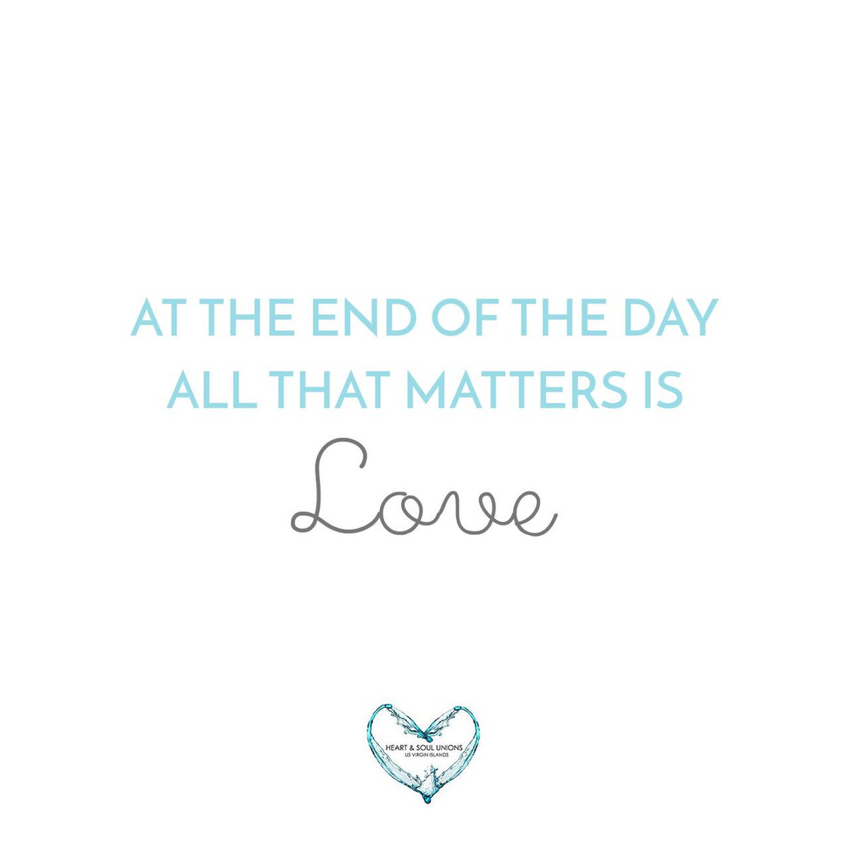At the end of the day, all that matters is love   #lovequote #wedding<br>http://pic.twitter.com/V4C6s77fDd