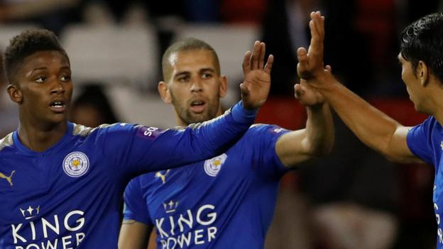 Video: Sheffield United vs Leicester City