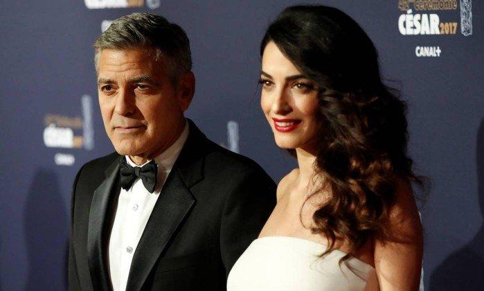 EUA: Casal Clooney doa US$1 milhão a ONG que combate grupos de ódio. https://t.co/YnAwyAMVLF