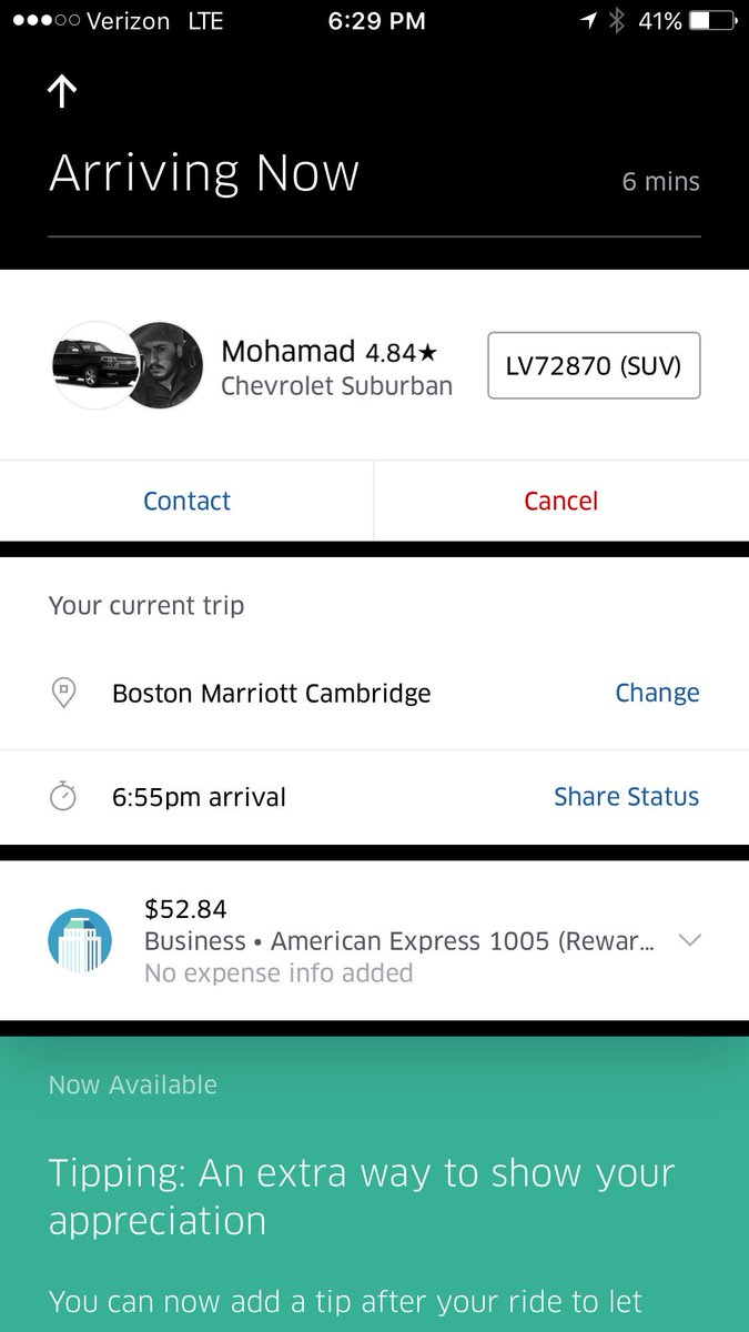 Hey @uber why did this driver not show and request me to cancel my transportation ? #epicfail <br>http://pic.twitter.com/umEBV64NX2