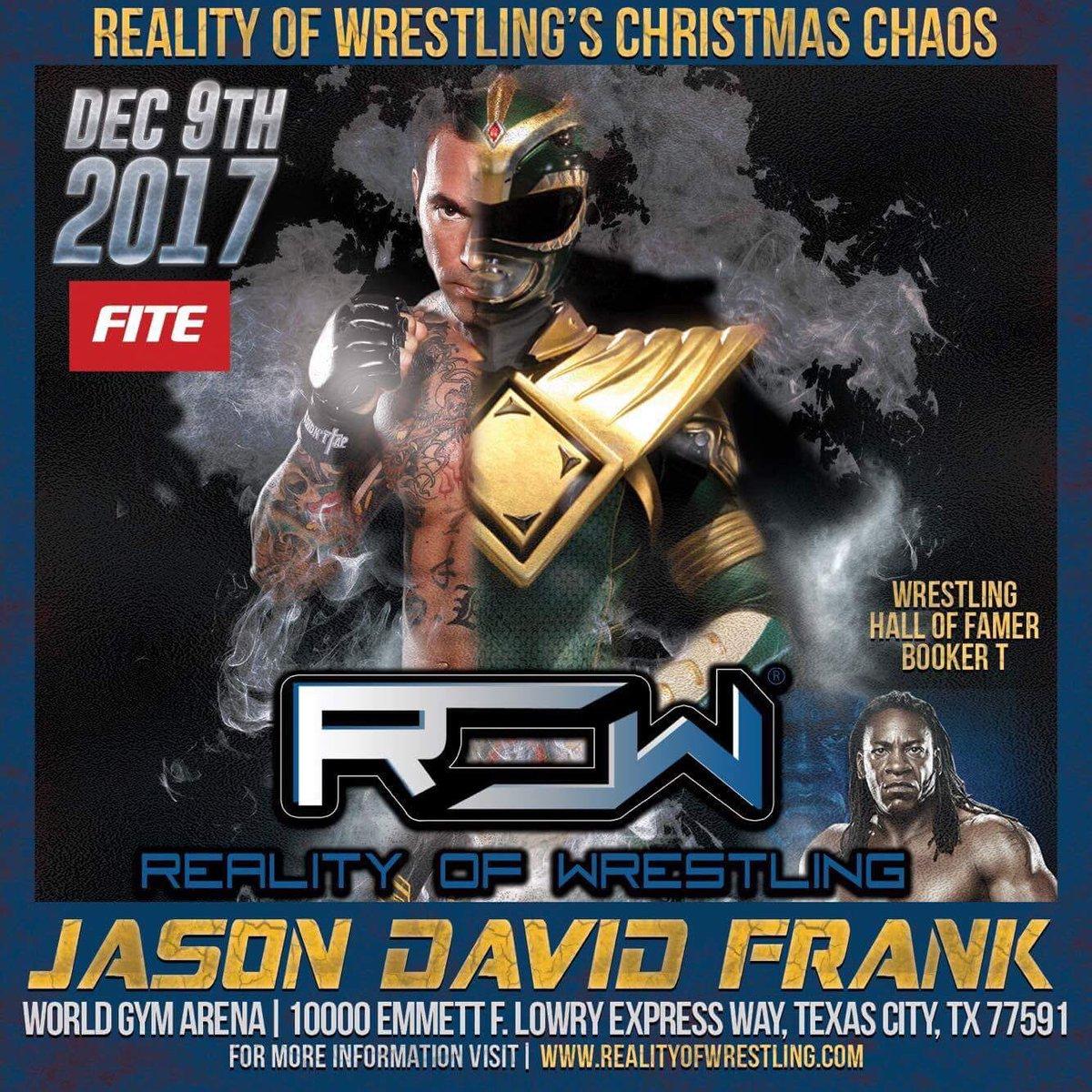 Image result for Jason David Frank reality of wrestling