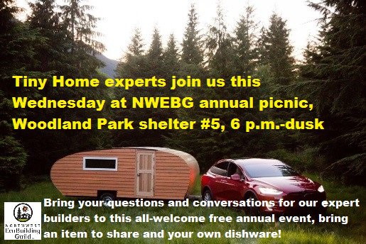 For Our Picnic Potluck Wednesday At 6 Pm And Meet Tiny Home Builders Experts In Woodland Park Tco WNUU1R7pD1 Z7ceLvC7ke