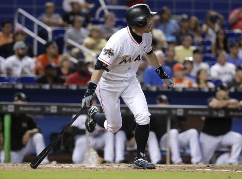 Ichiro Suzuki Season Stats
