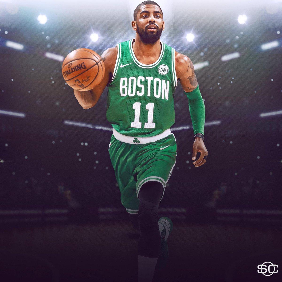 The Celtics open the 2017-18 season in Cleveland. 👀