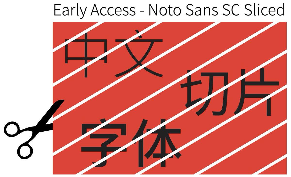 .@Google 谷歌提出了一种基于机器学习的加载方案,以提升中文、日文、韩文等网络字体的加载速度:https://t.co/HKYJMcc1iG  #MachineLearning https://t.co/oaTwsbIDYJ