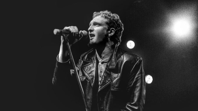 Happy Birthday to the late great frontman Layne Staley