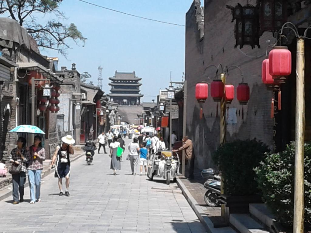 I&#39;ve gone too deep don&#39;t wanna make New York flight. Ancient city of Pingyao #China  (2700 years old) <br>http://pic.twitter.com/aMM0nN9o4O