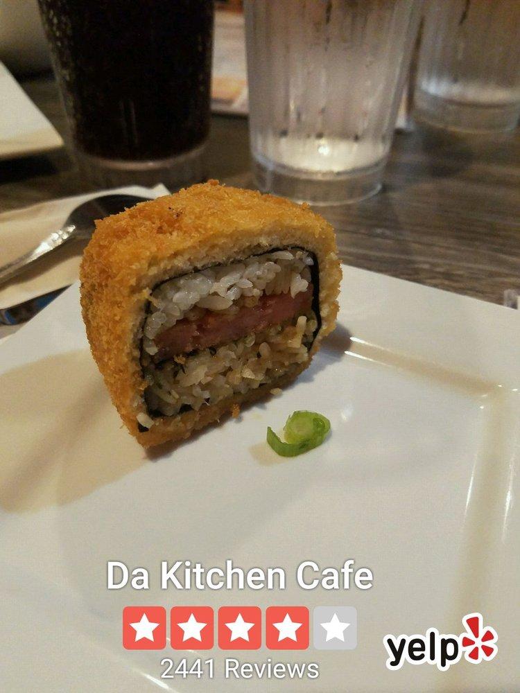 Da Kitchen Cafe Yelp - Kitchen Cabinets