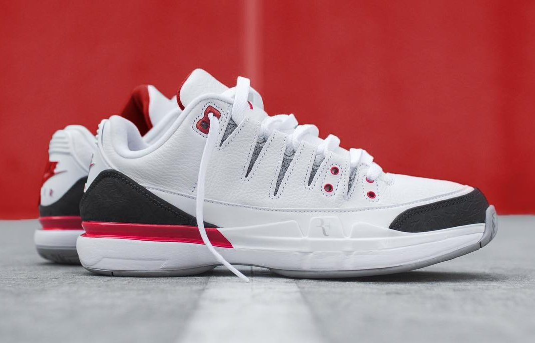 d2c270e566d6 the fire red nike zoom vapor rf x aj3 releases wednesday at s rf19 nike pop