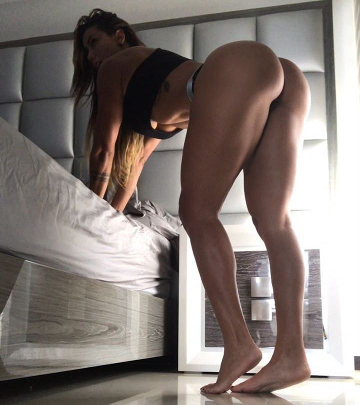 Sonia isaza nude and sexy photo collection showing off her topless boobs and naked ass