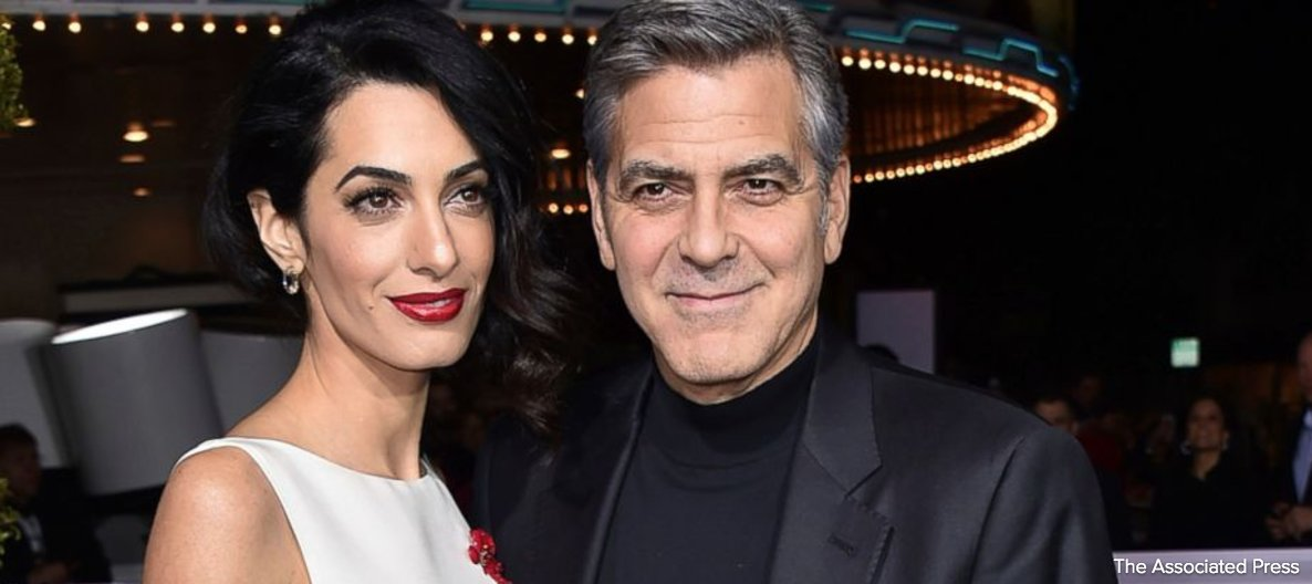 George and Amal Clooney donating $1 million to fight hate groups in the U.S. 'There are no two sides to bigotry' https://t.co/0p49ZjyK0x