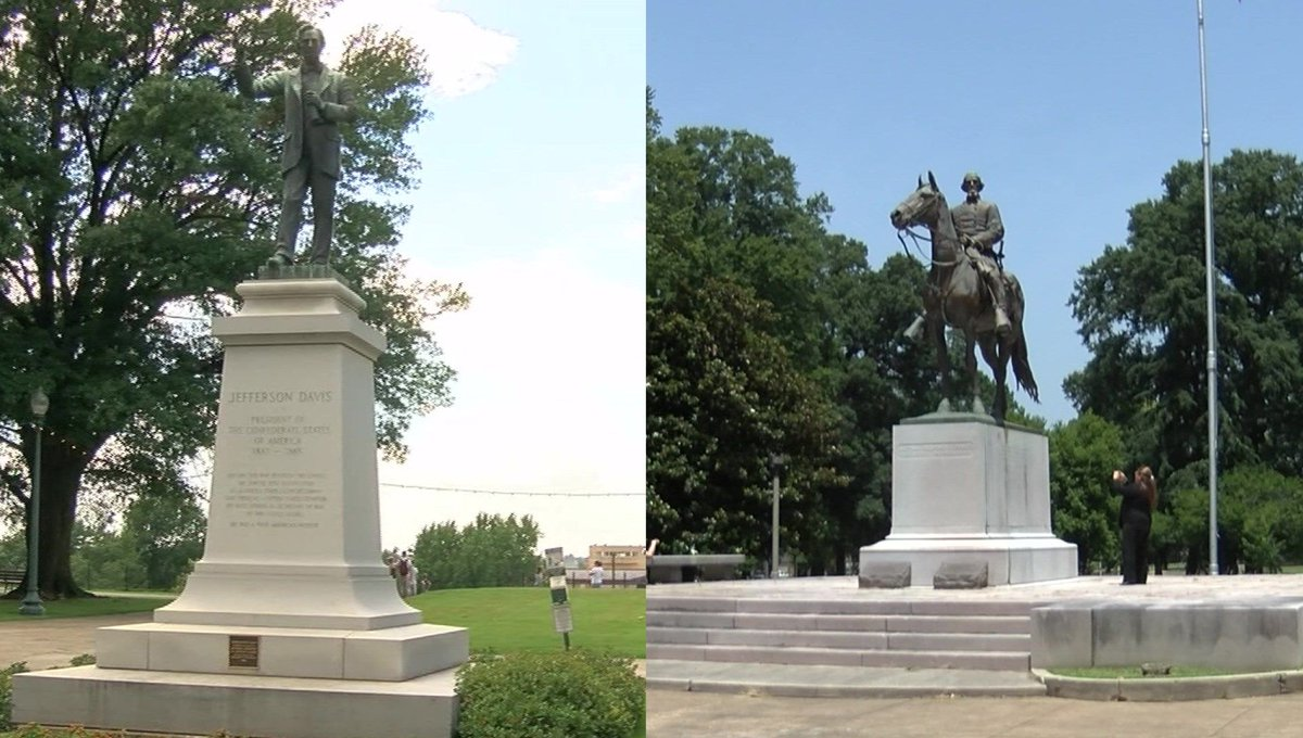 City council unanimously agrees to proceed in Confederate monument removal process #wmc5 >>https://t.co/M6ZSemFqGR