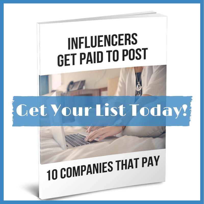 Hey fellow #bloggers!  Make sure to get your list today!  https:// seemeandliz.com/paid2tweetlist  &nbsp;   #influencermarketing #makemoney <br>http://pic.twitter.com/LVrCn3dfnn