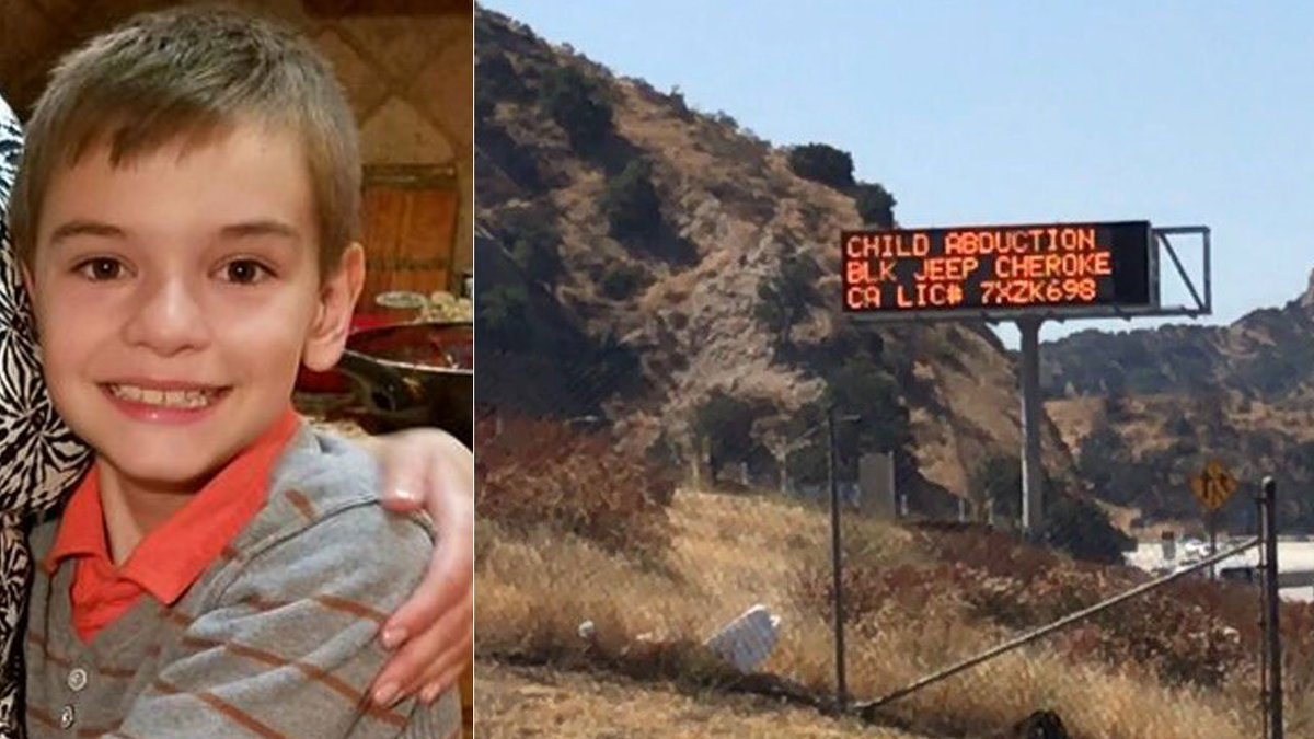 #BREAKINGNEWS 9-year-old boy abducted in Santa Maria found safe, California Highway Patrol says  http:// abc7.la/2xrg5nk  &nbsp;  <br>http://pic.twitter.com/dhRIB7mPeK