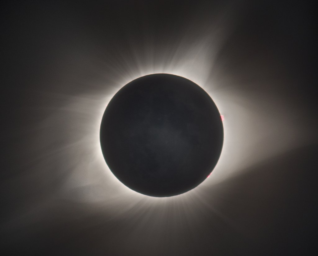 APOD de hoy: The Crown of the Sun via NASA  http:// ift.tt/2vluL61  &nbsp;   #In <br>http://pic.twitter.com/1FkwaldTxN