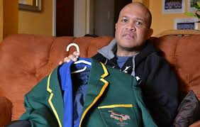 Today we remember Springbok no: 591 Tinus Linee who died from MND in 2014, he would have been 48 today https://t.co/fzYzbV4dEF